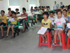 "Jinjiang social workers to carry out joint summer employees' children ""Foal Eagle"" summer free cultivation PROGRAMMES: Job remedial classes song contest, basketball tennis training manual Square, Technology Quest and other interesting programs and moral education, life safety education activities"
